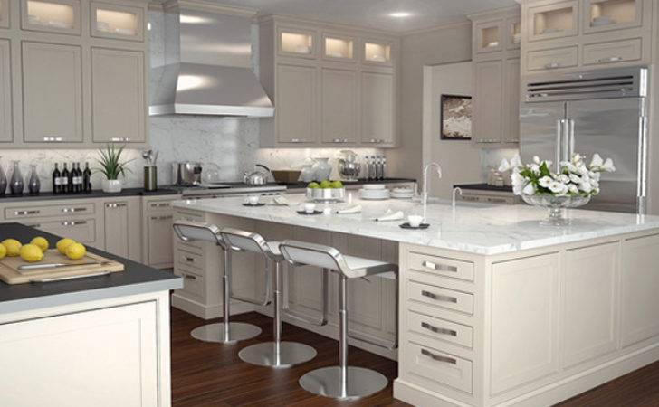Kitchen Bishop Inset Shaker Cabinets Contemporary