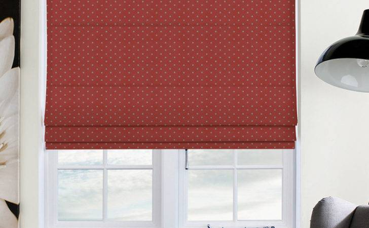 Kitchen Blinds Roller Roman Patterned