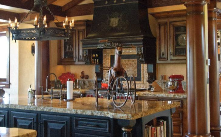 Kitchen Cabinet Stain Colors Traditional