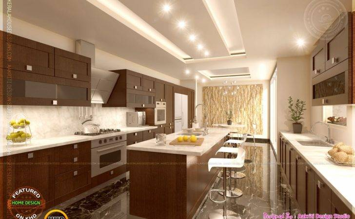 Kitchen Designs Aakriti Design Studio Kerala Home