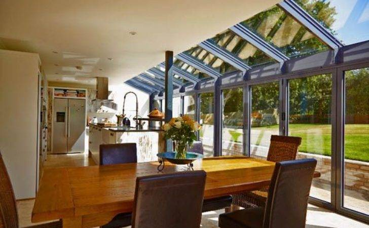 Kitchen Dining Room Extension Ideas Design