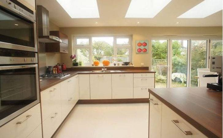 Kitchen Extension Holland Green Architectural Design