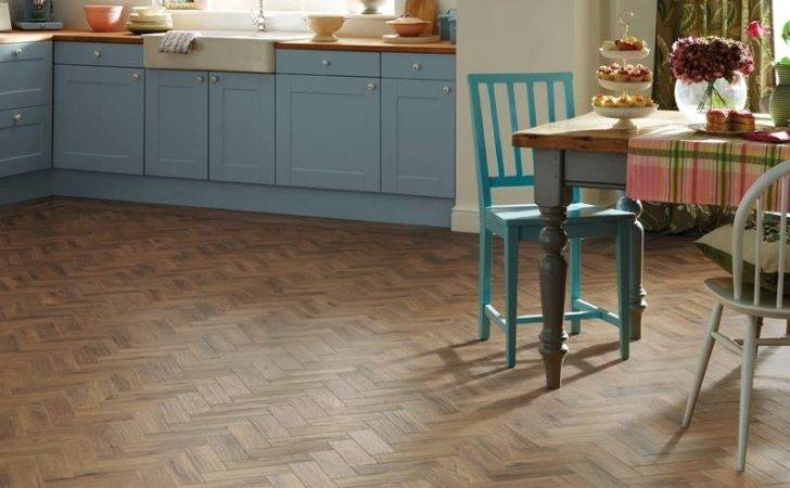 Kitchen Flooring Inspiration Luxury Vinyl