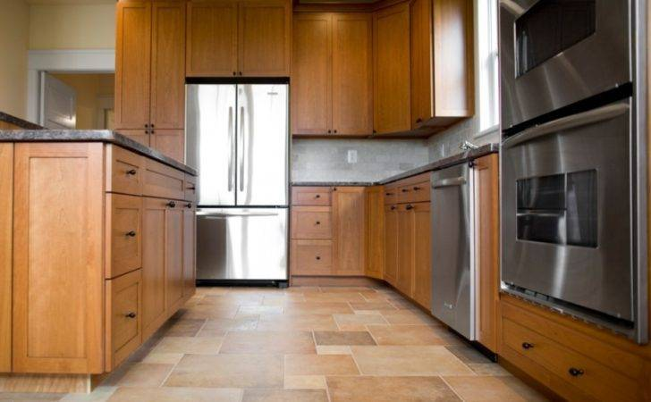 Kitchen Flooring Options Can Pick Modern Kitchens