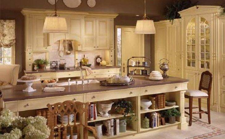 Kitchen French Country Decorating Ideas