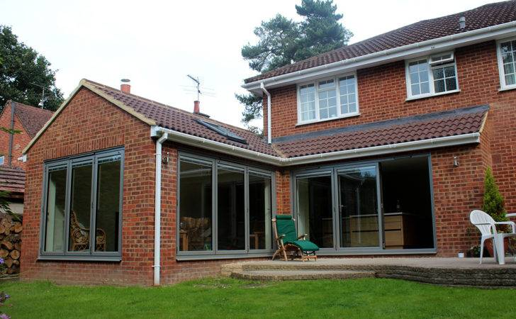 Kitchen Garden Room Extension Inspired Building