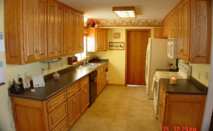 Kitchen Inspirational Galley Remodel