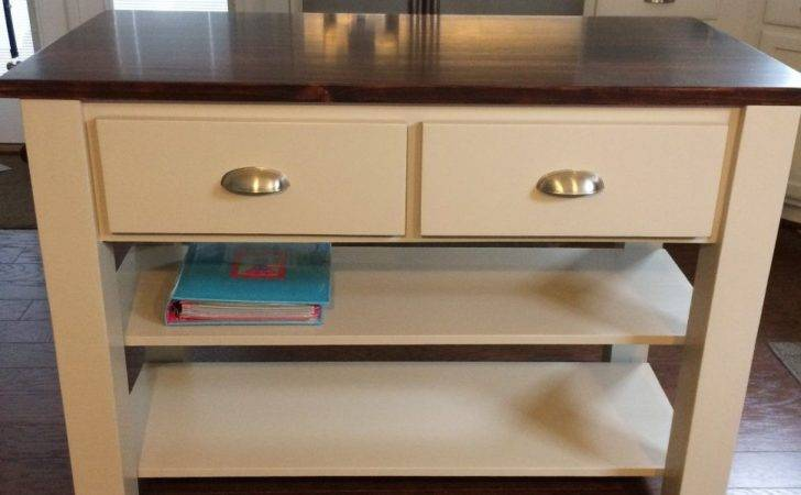 Kitchen Island Table Extension Cabinets