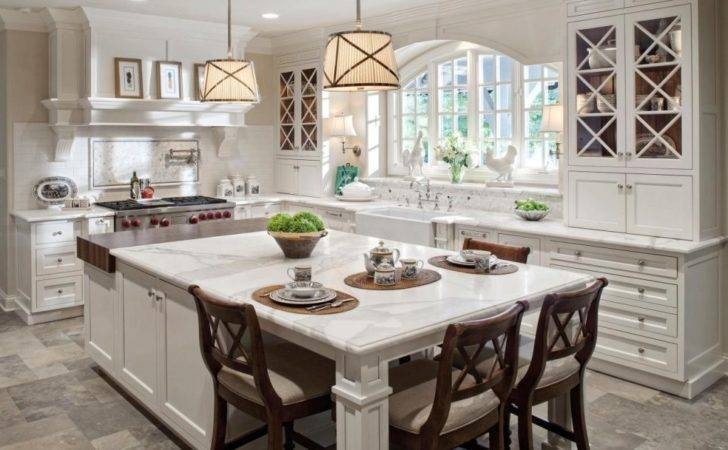 Kitchen Island Table Extension Tables Design