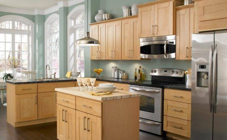 Kitchen Paint Colors Maple Cabinets Home Furniture