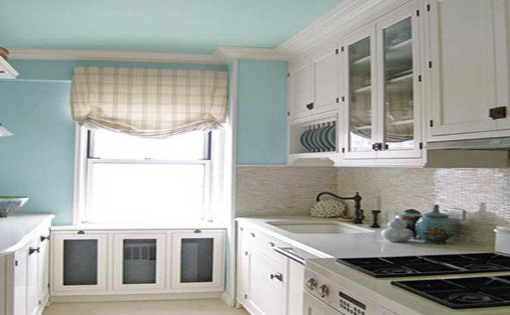 Kitchen Paint Colors Small Kitchens Green
