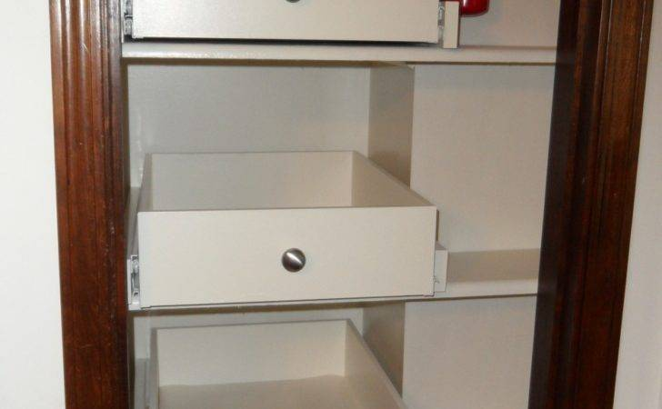 Kitchen Pretty Tall White Pantry Cabinet Solve