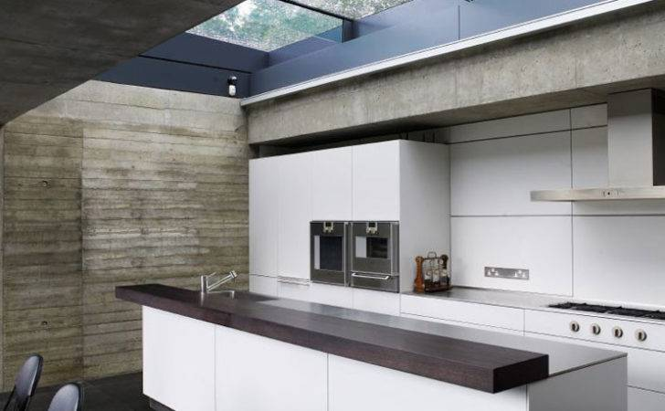 Kitchen Skylight Interior Design Ideas