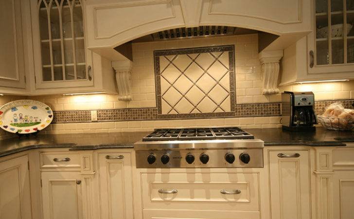 Kitchen Tile Backsplash Decoration
