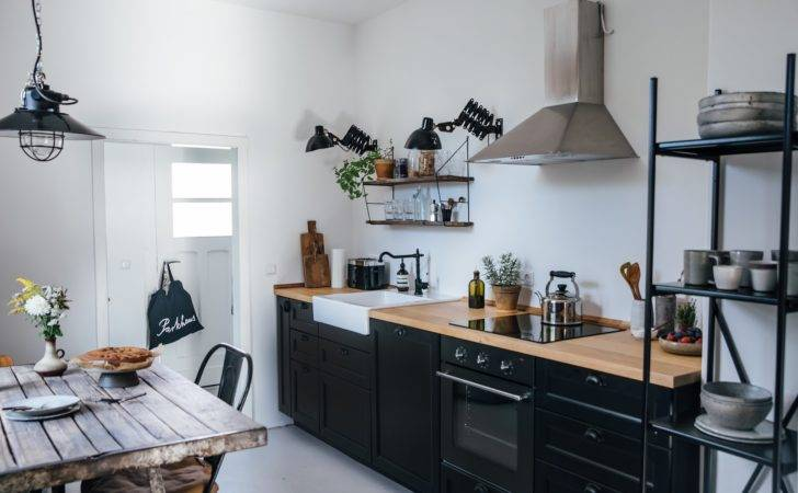 Kitchen Week Diy Ikea Country Two