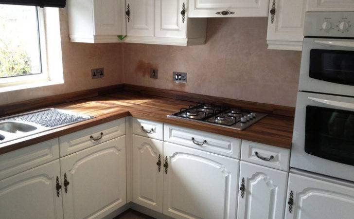 Kitchen Worktop Replacement Joinery Past Work