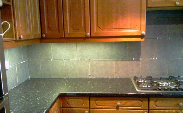 Kitchen Worktop Replacement New Appliances Tiling