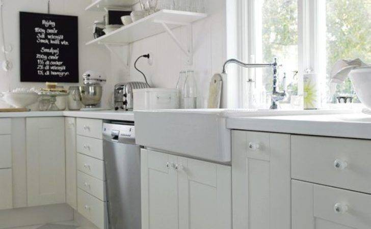 Kitchens Open Shelving House Mix