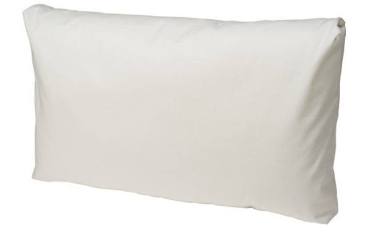 Kungs Back Cushion Outdoor White Ikea