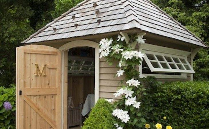 Lady Anne Cottage More Charming Garden Sheds