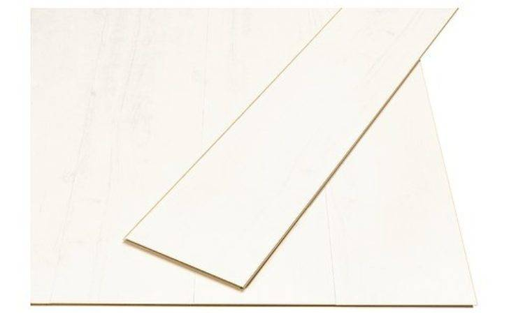 Laminate Flooring Ikea White