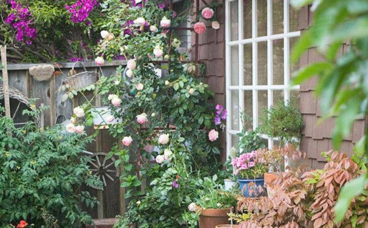 Landscaping Tips Small Space Cottage Gardens