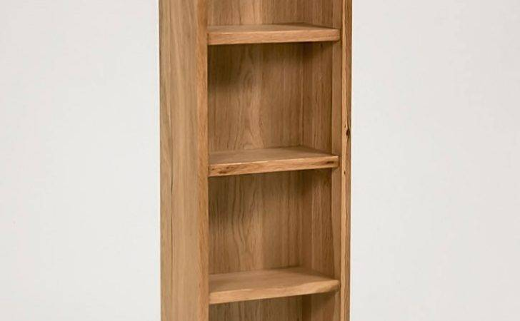 Lansdown Oak Small Dvd Rack Furniture Solutions