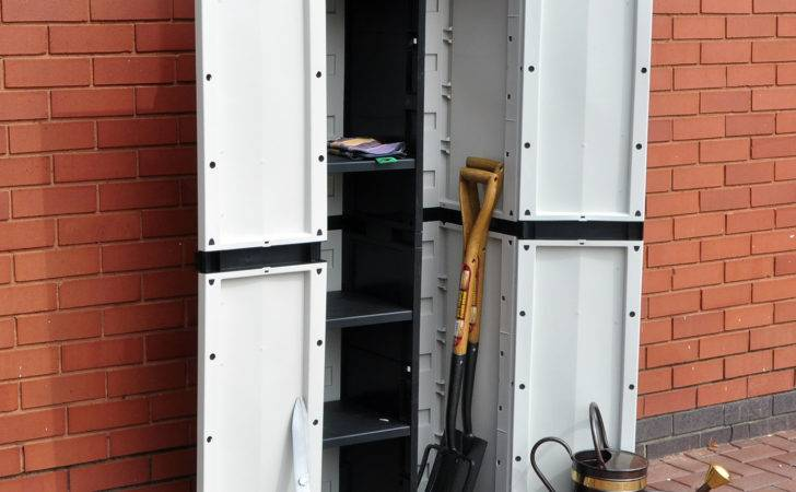 Large Garden Storage Cabinet Next Day Delivery