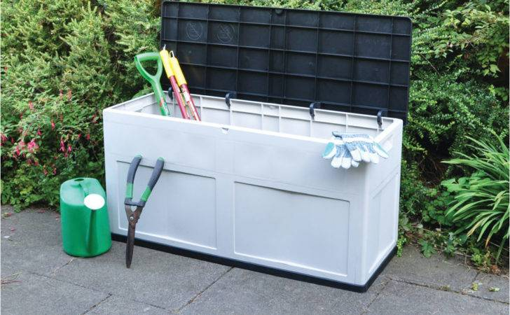 Large Garden Storage Chest Box Next Day Delivery