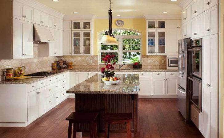 Large Kitchen Designs Farmhouse Country