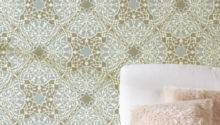 Large Moroccan Wall Stencil Toubkal Lace