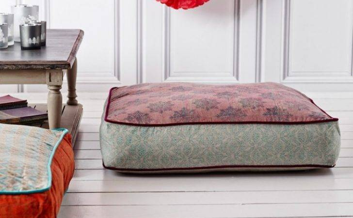 Large Square Floor Cushion Mad House