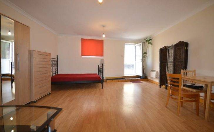 Large Studio Separate Kitchen Manor House Room
