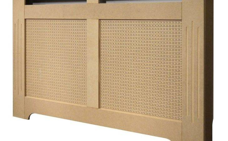 Large Unfinished Wickford Radiator Cover