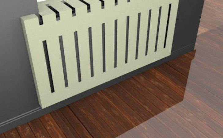 Laser Radiator Covers Range Modern