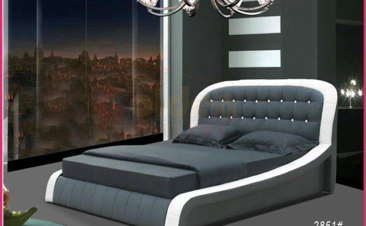 Latest Bed Designs Diamond Detailed