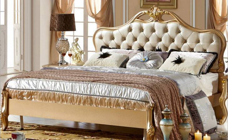Latest Furniture Bedroom Designs New Classical