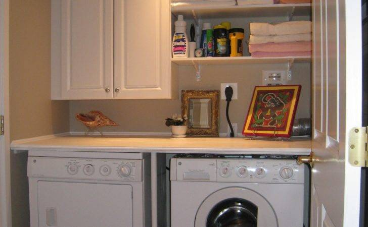 Laundry Room Makeovers Before After Ornament