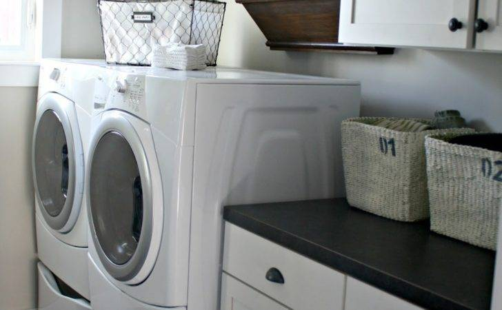 Laundry Room Reveal Lilypad Cottage