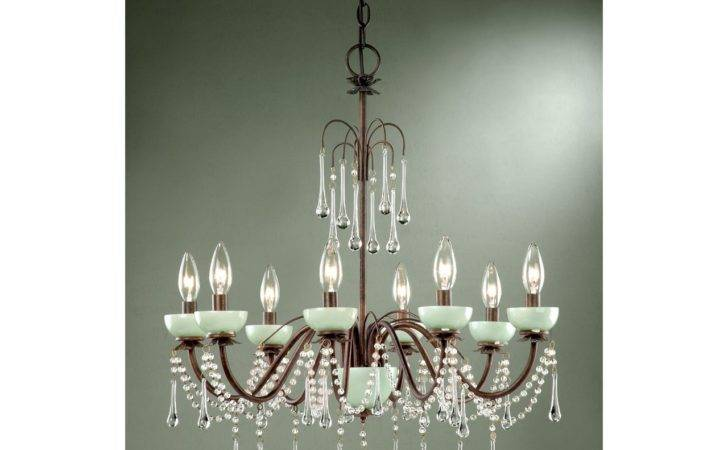 Laura Ashley Hame Aimee Light Chandelier