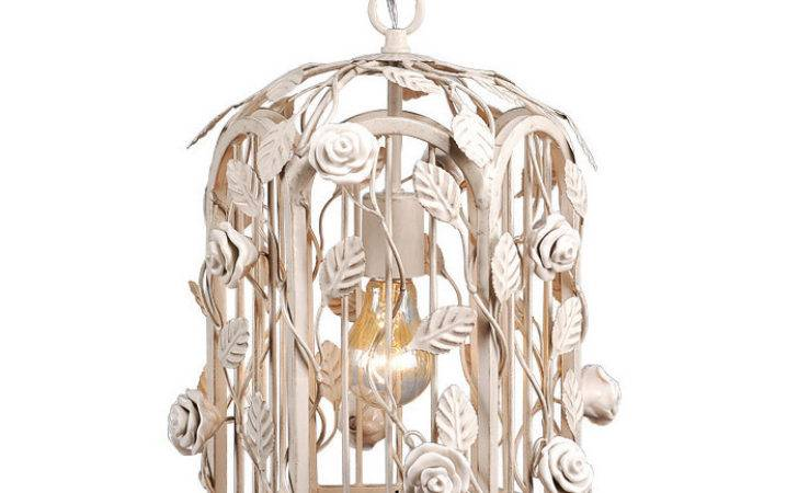 Laura Ashley Pxx Pemberley Mini Chandelier Meringue