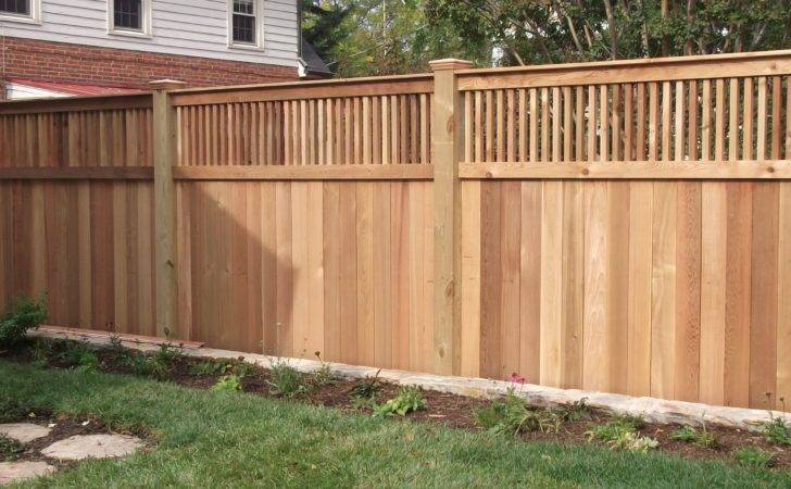 Lawn Garden Modern Privacy Fence Ideas Your