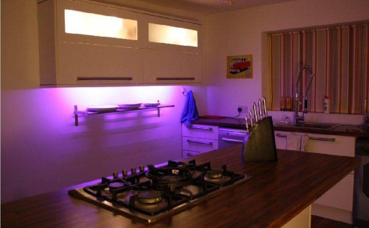 Led Mood Lighting Ideas Back Lights Colour Changing