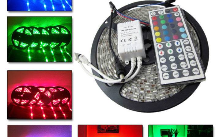 Led Mood Lighting Ideas Back Lights Colour