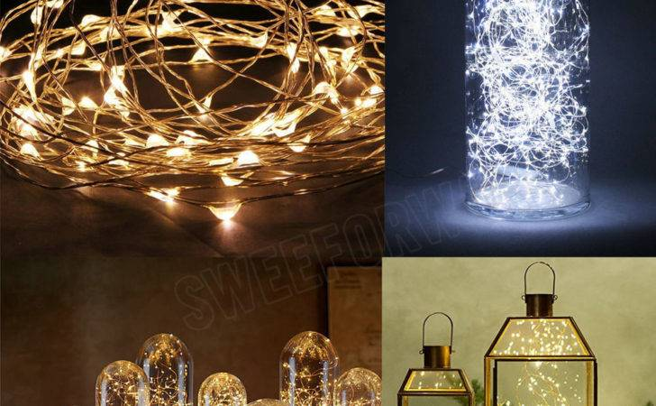 Led String Copper Wire Fairy Lights