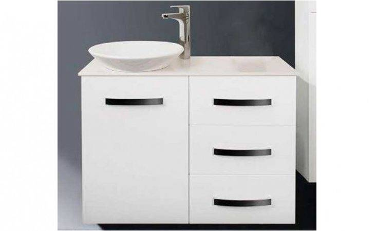 Ledin Ricci Solid Surface Ensuite Vanity Bathroom