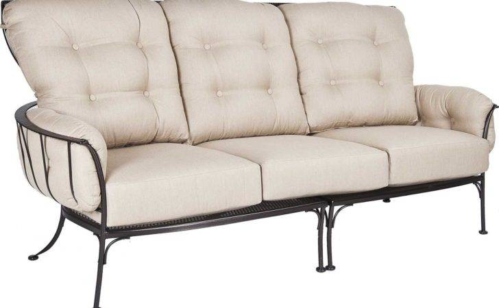 Lee Monterra Wrought Iron Sofa