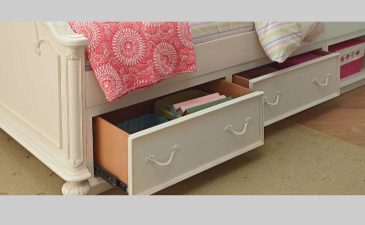 Legacy Classic Kids Charlotte Underbed Storage