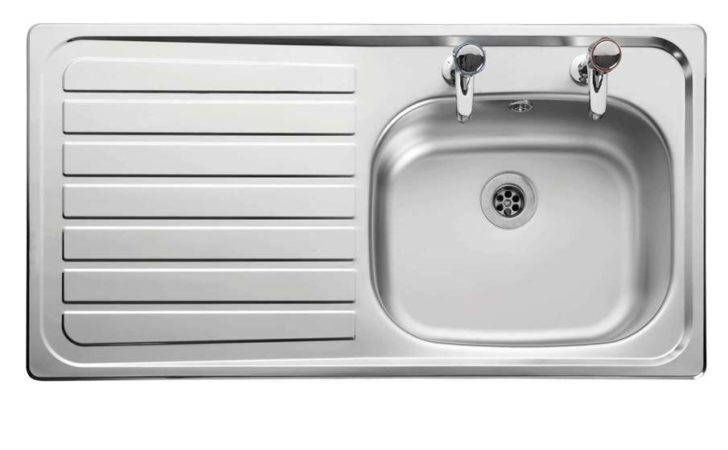 Leisure Lexin Stainless Steel Sink Kitchen Sinks