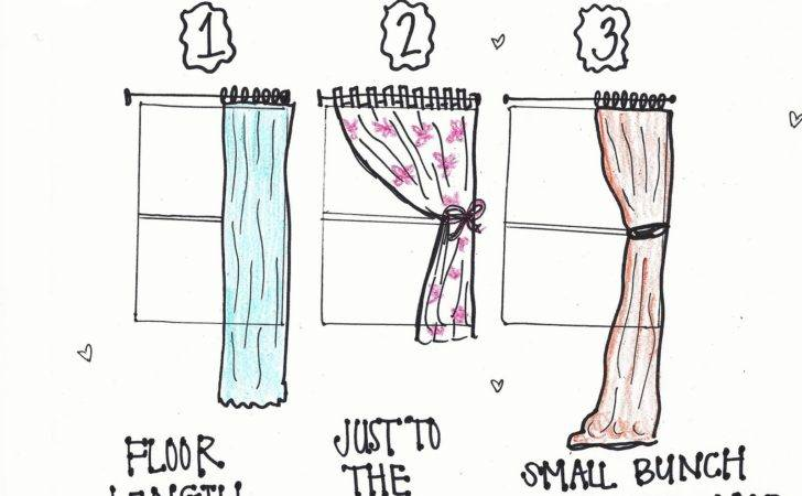 Length Should Your Curtains